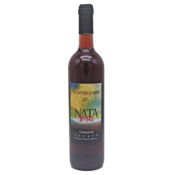 'NATA ROSA' - IGP Campania Rosato - 2017 - La Cantina di Enza